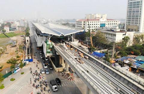 Hàng loạt sai phạm tại đường sắt đô thị Nhổn-Ga Hà Nội - Ảnh 1