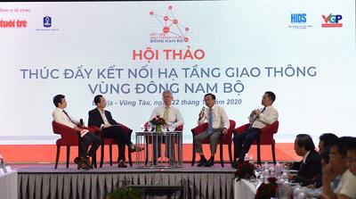 Bà Rịa – Vũng Tàu: Thúc đẩy kết nối hạ tầng giao thông vùng Đông Nam bộ - Ảnh 1