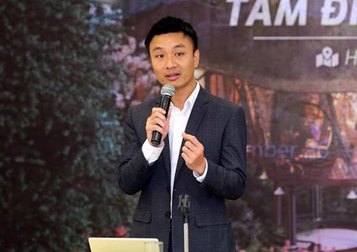 Ông Nguyễn Thành Chung - Giám đốc Công ty CP Phát triển nghỉ dưỡng Ngoại Ô