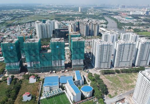 Doanh nghiệp bất động sản thành lập mới tăng vọt.