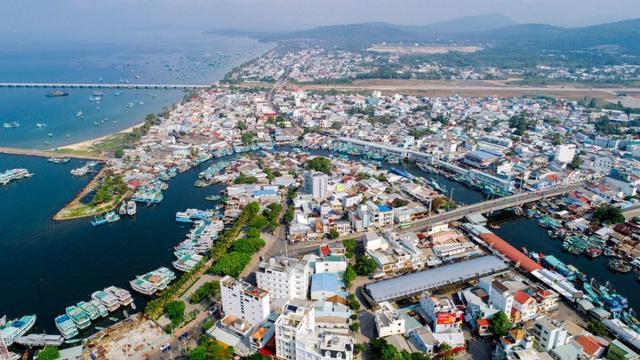 Thị trường bất động sản Phú Quốc đang dậy sóng.