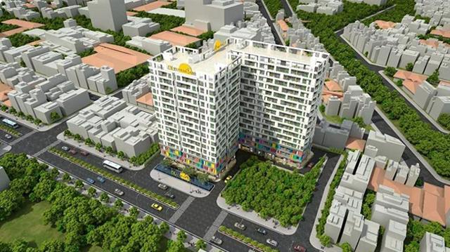 Hiện dự án Western Park (quận Bình Tân, TP.HCM) đã được chuyển nhượng toàn bộ vốn cổ phần từ Đức Long Gia Lai Land sang cho Công ty Nam Kim.