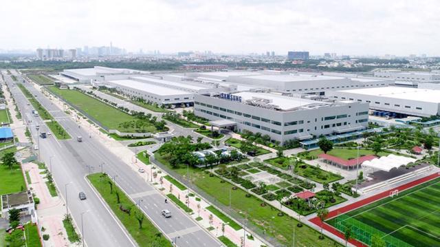 BĐS công nghiệp đang là lĩnh vực thu hút đầu tư FDI bậc nhất - Ảnh 1