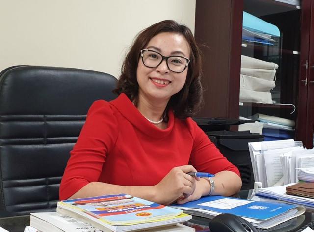 Bà Tống Thị Hạnh, Vụ trưởng Vụ Pháp chế, Bộ Xây dựng