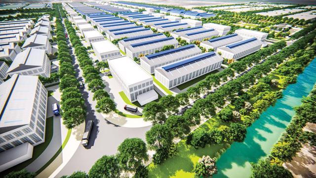 Bất động sản công nghiệp Việt Nam đang sung sức bước vào đường đua với tốc độ phát triển dự báo rất đáng kỳ vọng.
