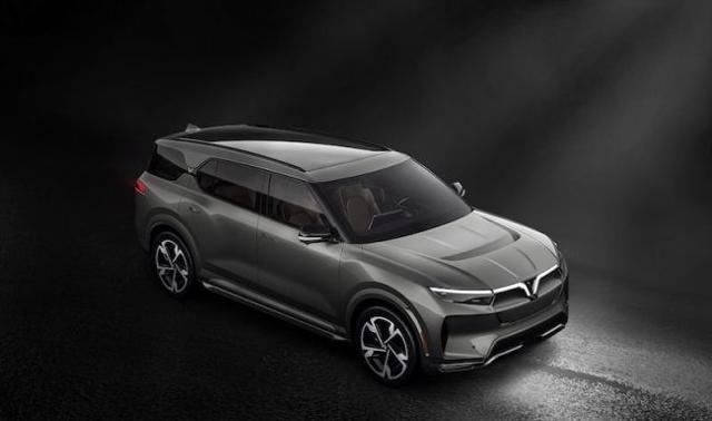 VinFast VF33 – Mẫu SUV thuộc phân khúc E dự kiến sẽ đến tay người tiêu dùng Mỹ vào quý 2/2022. (Ảnh: APnews).