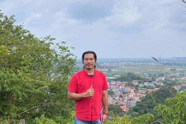 Chuyên gia phong thủy – Nguyễn Ngọc Đô.