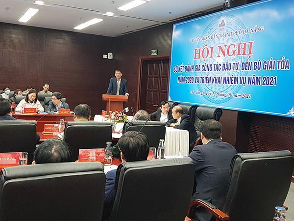 Đà Nẵng: Ban hành kế hoạch đền bù giải tỏa 249 dự án trong năm 2021 - Ảnh 1