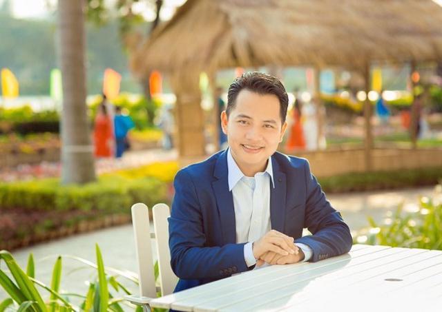 Ông Phan Công Chánh – Tổng giám đốc Phú Vinh Group.
