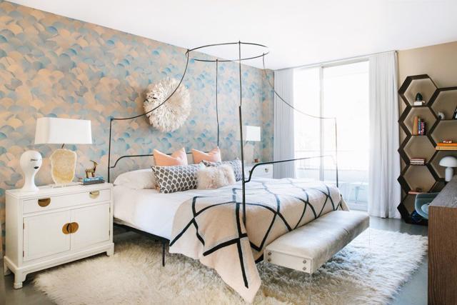 5 xu hướng thiết kế nội thất phòng ngủ sẽ bùng nổ trong năm 2021 - Ảnh 4