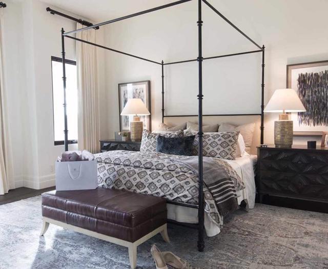 5 xu hướng thiết kế nội thất phòng ngủ sẽ bùng nổ trong năm 2021 - Ảnh 7