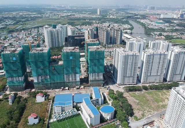 Hàng loạt dự án lớn tại TP. Hồ Chí Minh bị đình trệ vì vướng mắc quy định, thủ tục - Ảnh 1