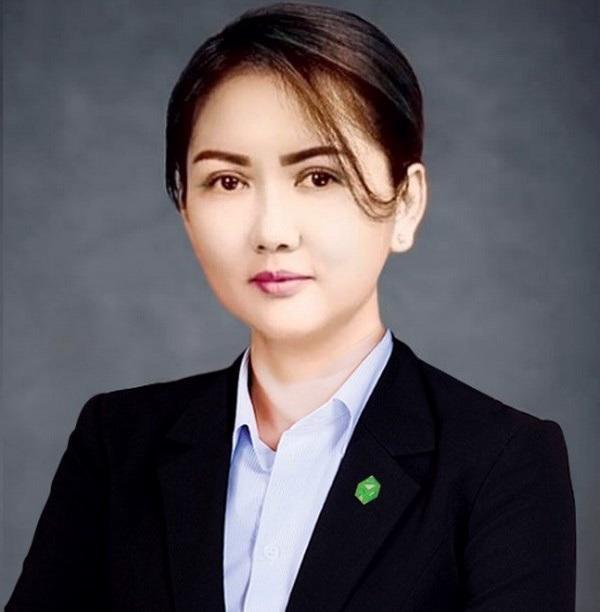Bà Nguyễn Thị Xuân Dung – quyền Giám đốc Tài chính của Tập đoàn Novaland.