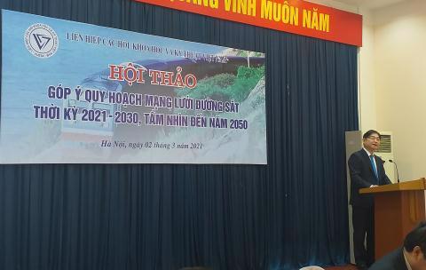 Đường sắt Việt Nam đã 'chết lâm sàng' - Ảnh 1