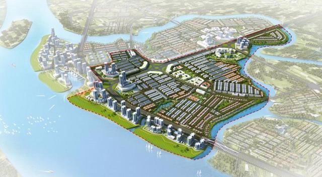 Hậu thâu tóm, Nam Long bất ngờ đổi tên dự án gần 10.000 tỷ Dong Nai Waterfront thành Izumi City - Ảnh 1