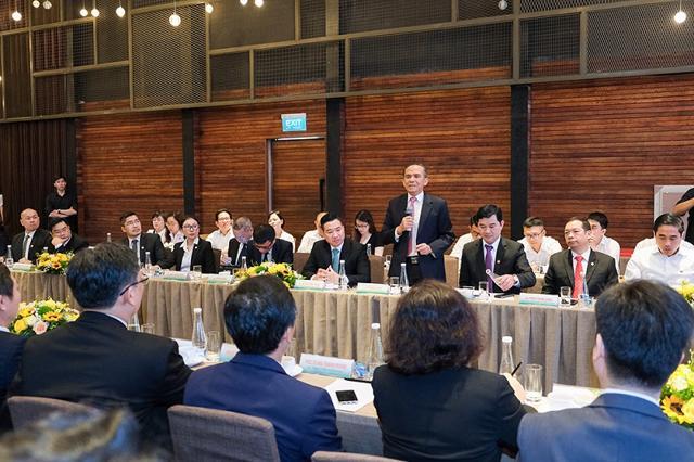 Tập đoàn Hưng Thịnh và Đại học quốc gia TP Hồ Chí Minh ký kết hợp tác chiến lược  - Ảnh 4