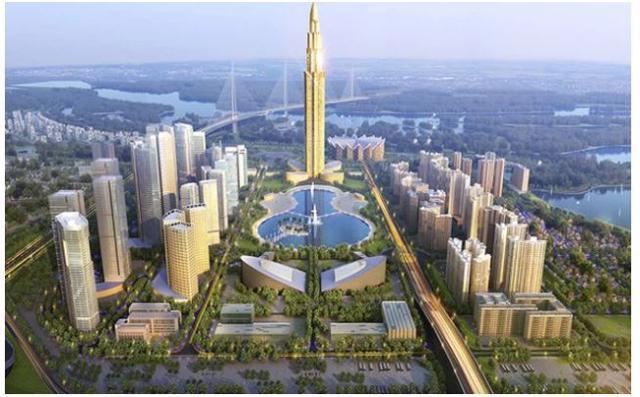 Siêu đô thị thông minh 4 tỷ USD