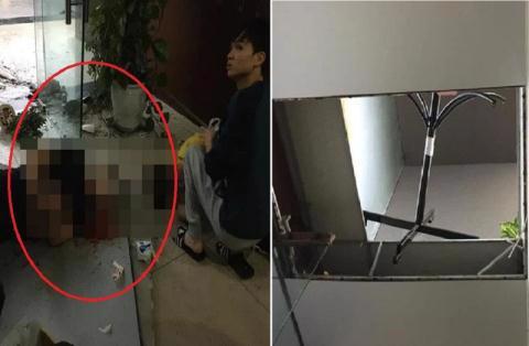 Vụ sập trần chung cư ở Hà Nội: Trách nhiệm của ai? - Ảnh 1