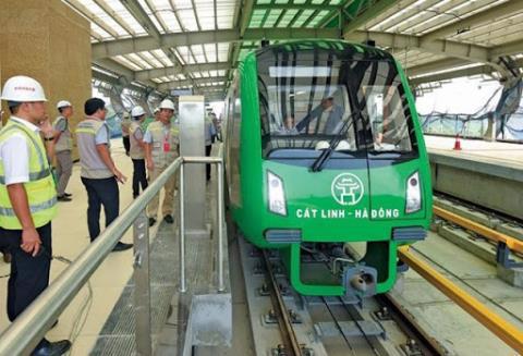 Đường sắt Cát Linh - Hà Đông sắp vận hành thương mại?