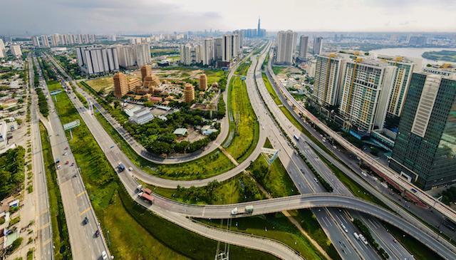 Thành phố Thủ Đức sẽ là động lực tăng trưởng chính cho TP.HCM trong thời gian tới.