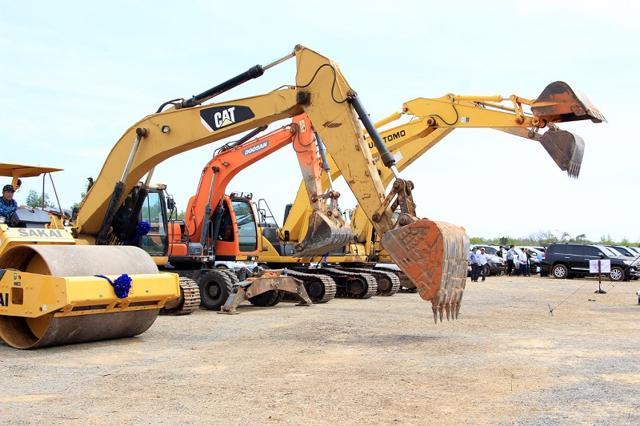 Đẩy nhanh tiến độ bồi thường và giải phóng mặt bằng tại dự án Sân bay Phan Thiết.