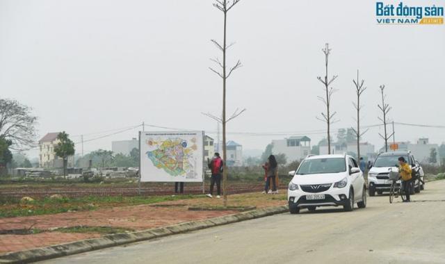 Sốt đất ăn theo quy hoạch lan rộng tại nhiều địa phương.