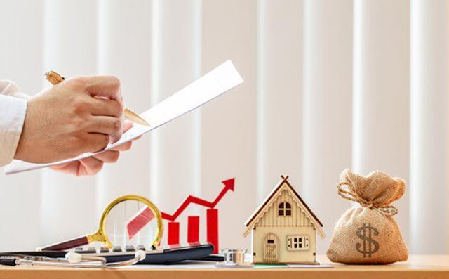 Bất ngờ dư nợ cho vay kinh doanh bất động sản của loạt ngân hàng - Ảnh 1