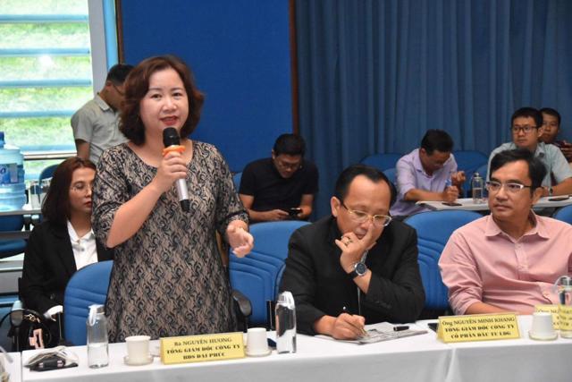 Bà Nguyễn Thị Thanh Hương - TGĐ Đại Phúc Land cho rằng giá bất động sản ở khu vực nội thành liên tục tăng cũng là nguyên nhân khiến nhà đầu tư kỳ vọng thị trường lân cận cũng sẽ tăng theo.
