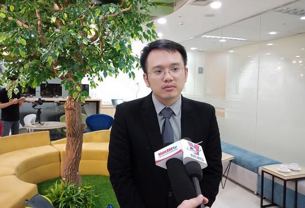 Ông Nguyễn Quốc Anh, Phó Tổng Giám đốc Batdongsan.com.vn.