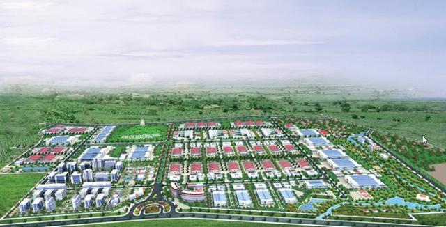 Vĩnh Phúc sắp có khu công nghiệp hơn 100 triệu USD - Ảnh 1