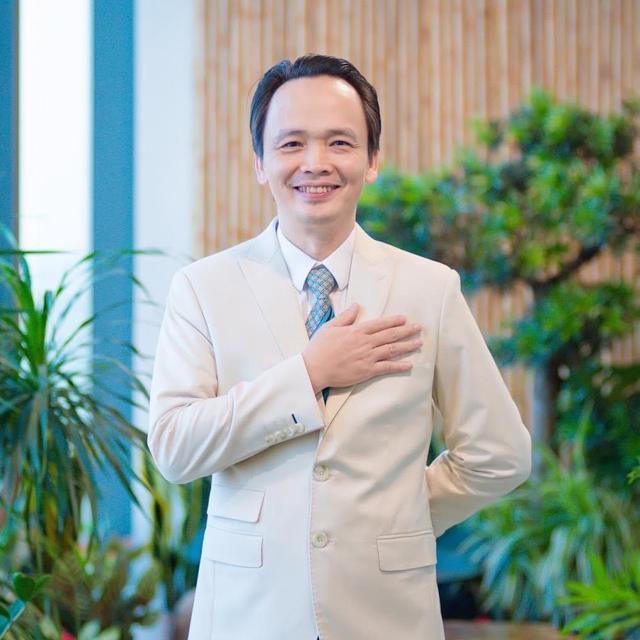 Ông Trịnh Văn Quyết, Chủ tịch HĐQT FLC