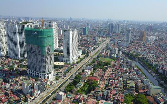 Thị trường căn hộ Hà Nội Quý I/2021: đầu tư ảm đạm, giá chỉ tăng 5% - Ảnh 1