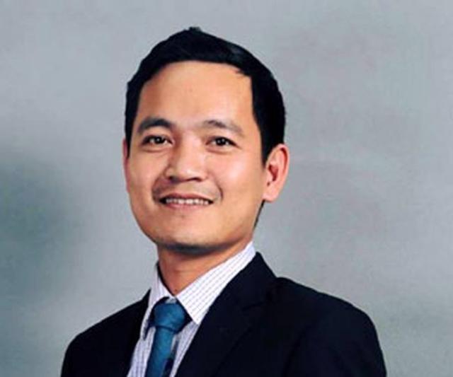 Ông Dương Minh Tiến – TGĐ Công ty BĐS Asia New Time