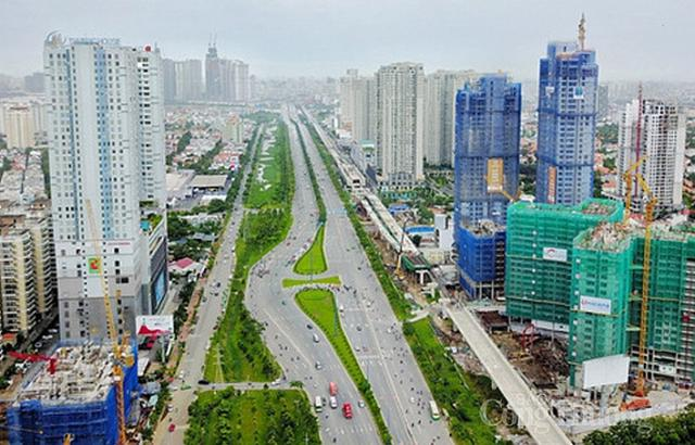 Thị trường căn hộ TP HCM được dự báo sẽ sôi động những tháng tới.