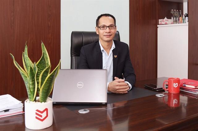 Ông Nguyễn Hoàng – Giám đốc R&D, DKRA Vietnam.