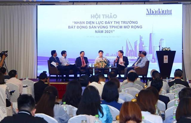Bất động sản vùng ven TP Hồ Chí Minh vẫn sẽ hút nhà đầu tư? - Ảnh 1