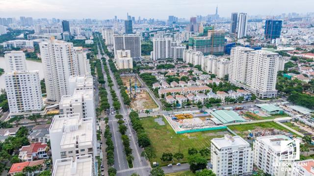 Thị trường căn hộ được dự báo sẽ sớm bứt tốc trở lại sau thời gian sụt giảm nguồn cung sơ cấp