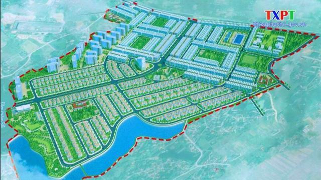 Liên danh nào trúng thầu dự án gần 100 ha tại Phú Thọ? - Ảnh 1