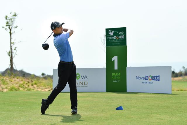 Nova Golf Clubs đã và đang phát triển chuỗi tiện ích sân golf tiêu chuẩn quốc tế, từ đó quảng bá những điểm đến hấp dẫn của NovaGroup. (Trong ảnh: Sân Golf tại NovaWorld Phan Thiet)