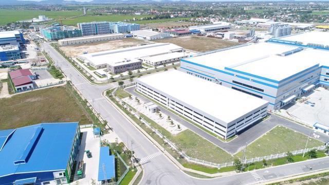 Bất động sản côn nghiệp Nghệ An được cho là điểm thu hút nhiều nhà đầu tư