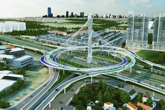 Cao tốc 6 làn xe dài gần 100km chạy quanh Hà Nội xuyên qua những địa bàn nào? - Ảnh 2