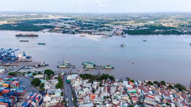 Nhơn Trạch cách TP Thủ Đức (TP.HCM) chỉ một con sông, một khi TP Thủ Đức được nâng tầm thì chắc chắn hạ tầng xung quanh khu vực này cũng sẽ được đồng bộ