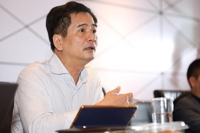 Ông Nguyễn Văn Đính – Tổng thư kí Hội Môi giới Bất động sản Việt Nam.