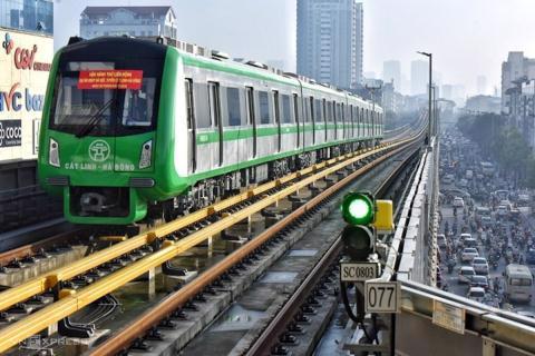 Đề nghị nghiệm thu dự án đường sắt Cát Linh-Hà Đông - Ảnh 1