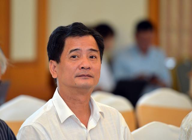 Ông Nguyễn Văn Đính, Phó chủ tịch kiêm Tổng thư ký Hội môi giới bất động sản Việt Nam