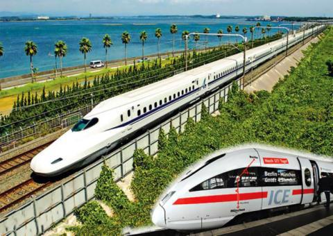 Đường sắt tốc độ cao Bắc-Nam: Cẩn trọng với ODA - Ảnh 1