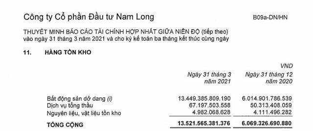 Quý I/2021: Nam Long báo lãi hơn 366 tỉ đồng, thâu tóm xong dự án Waterfront Đồng Nai - Ảnh 4