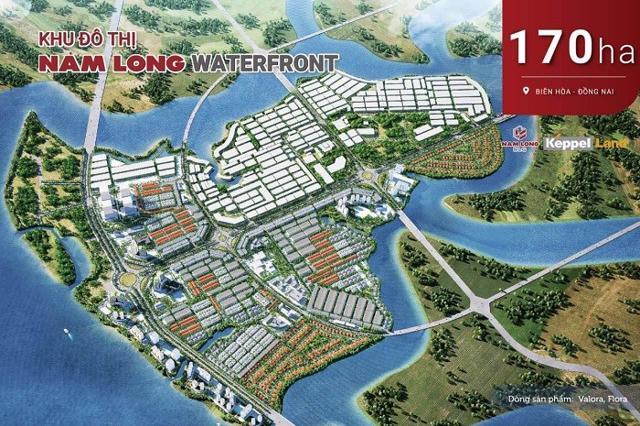 Quý I/2021: Nam Long báo lãi hơn 366 tỉ đồng, thâu tóm xong dự án Waterfront Đồng Nai - Ảnh 1