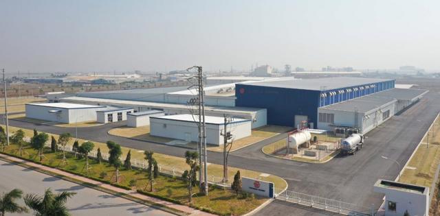 Khu công nghiệp Tiền Hải - Đầu tàu kinh tế tỉnh Thái Bình.