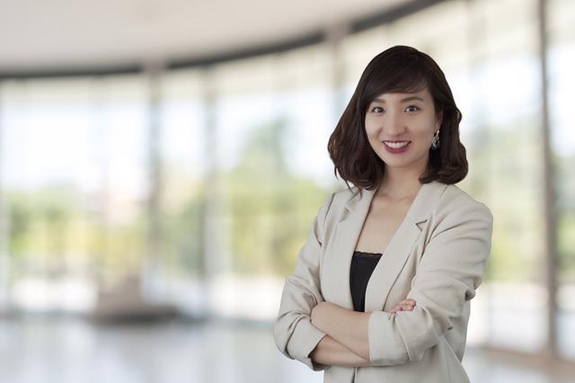 Bà Hoàng Nguyệt Minh, Giám đốc cho thuê thương mại tại Savills Hà Nội.